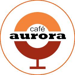 Logo van eetcafe Aurora